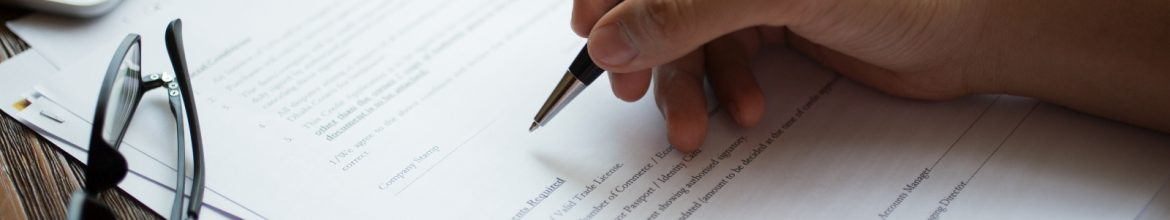 Five Reasons to Have a Written Contract